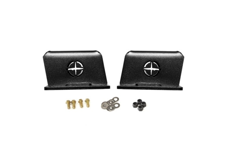 EVO Manufacturing 2.5in Rear Bump Stop Extension Pair - JT