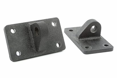 D-Ring and Shackle Bumper Mounts