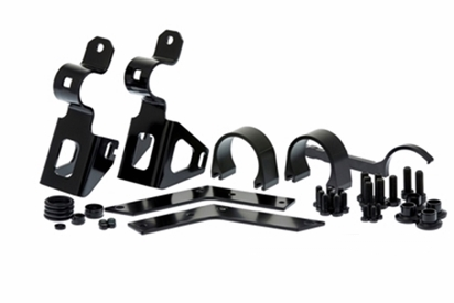 Shock Mounts and Brackets