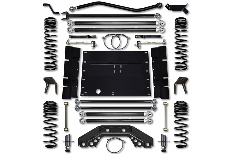 Rock Krawler 3.5in X-Factor Plus Stretch System Lift Kit  -LJ