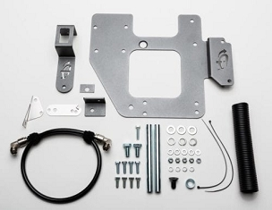 Up Down Air ARB Mounting Install Kit  - JK