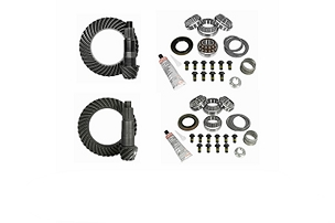 Yukon Dana 44 Front & Rear Regear and Master Overhaul Kits - JL Rubicon only