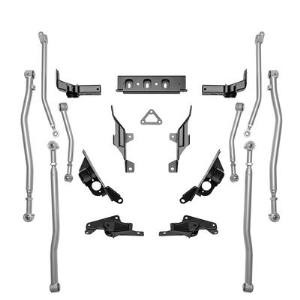 Rubicon Express Extreme Duty Radius Long Arm Upgrade Kit - JL 4dr