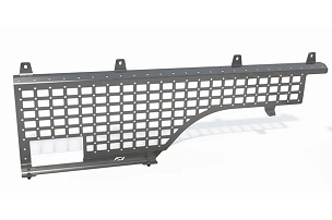 Motobilt MOLLE Bed Panel - Driver Side   - JT