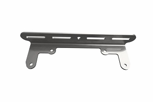 Motobilt Light Mount for MB1044 Tag Mount - Powdercoat Black - JK