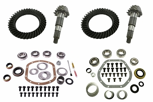 Ten Factory Dana 30/44 Regear & Master Overhaul Kit Package - JK Non-Rubicon