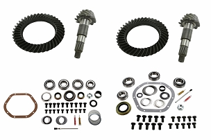Ten Factory Dana 44 Gear and Master Overhaul Kits Package - JK Rubicon