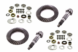 Dana 186MM/200MM Gear Package & Overhaul Kits - JT/JL Non-Rubicon