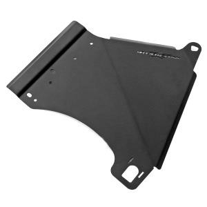 Rubicon Express Transfer Case Skid Plate Black - JK
