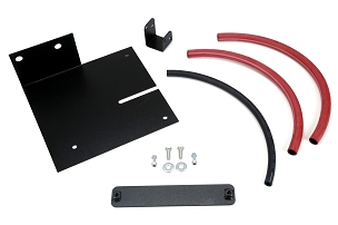 Rock Hard 4x4 Evap Canister Relocation Bracket - JK