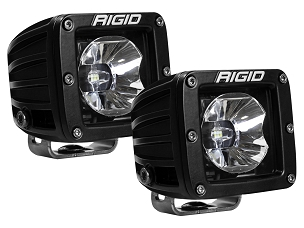 Rigid Industries Radiance Pod White Backlit