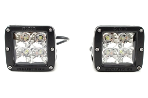 Rigid Industries D-Series Pro Flood Lights Pair