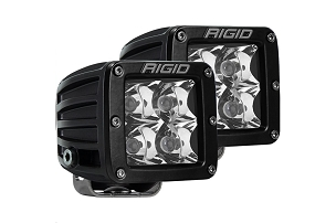 Rigid Industries D-Series PRO Spot Lights, Pair