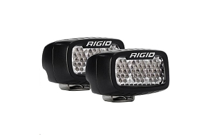 Rigid Industries SR-M Series PRO Flood Diffused Back Up Light Kit