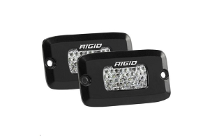Rigid Industries SR-M Series PRO Flood/Diffused Back Up Light Kit