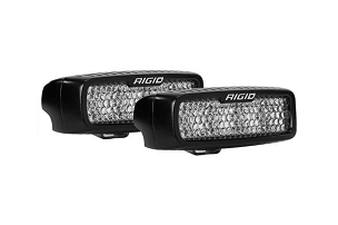 Rigid Industries SR-Q Series PRO Flood Diffused Backup Light Kit