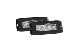 Rigid Industries SR-Q Series PRO Flood Diffused Backup Light Kit Flush Mount