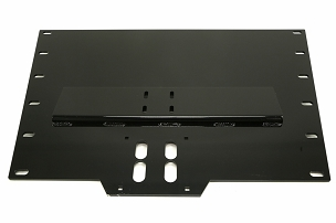 Rock Krawler Long Arm Center Skid Plate -TJ/LJ