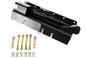 Rock Krawler Driver Side Long Arm Bracket for Trail and Pro Series Systems -TJ/LJ