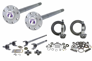 Yukon Gears and Axle Shafts Package - JK Rubicon
